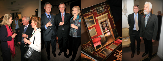 Southeby's launch of English Country Interiors