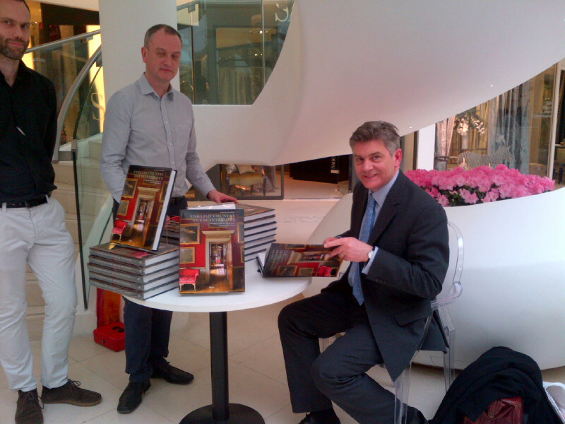 Signing English Country House Interiors